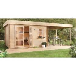 lounge v2 abri de jardin bois 8 15 m 178 28mm achat