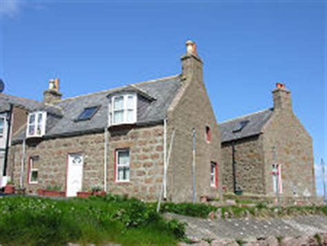 Shoreside Cottage by Boddam Feature Page On Undiscovered Scotland