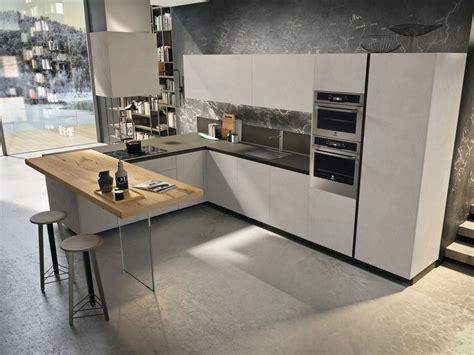 Cucine Senza Maniglie by Cucina Con Penisola Senza Maniglie Way Cucina Con