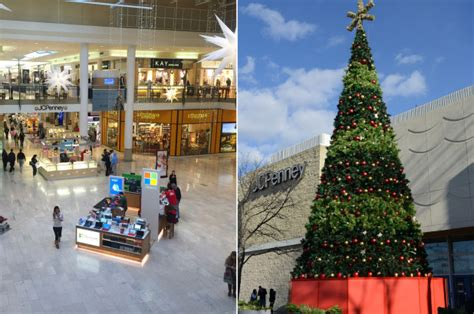 inside xmass decorators in staten island ny mall boycott proposed as tree put out in the cold