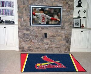 rug stores in st louis st louis cardinals area rug