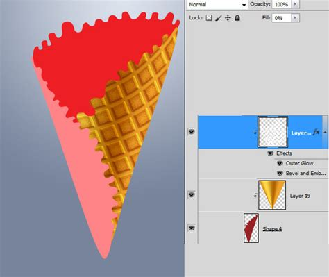 pattern waffle photoshop download photoshop drawing ice cream waffle cone creation tutorial