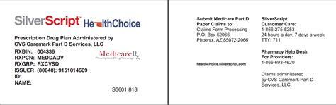 silver script pharmacy help desk omes employees group insurance division egid medicare