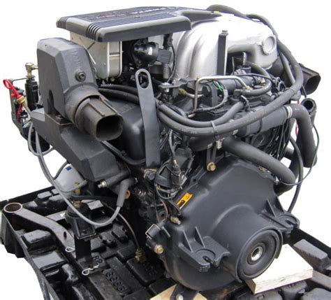 find volvo penta fi hp reman sterndrive engine fuel injected boat motor marine motorcycle