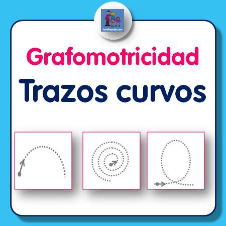 ejercicios de grafomotricidad con trazos curvos para ejercicios de grafomotricidad con trazos curvos