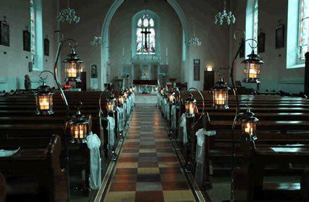 the wedding lantern company fermanagh wedding lanterns northern ireland church decorations
