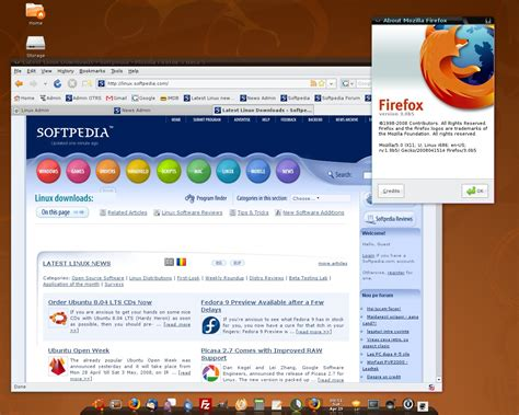 final cut pro ubuntu ubuntu 8 04 lts rc hardy heron noname