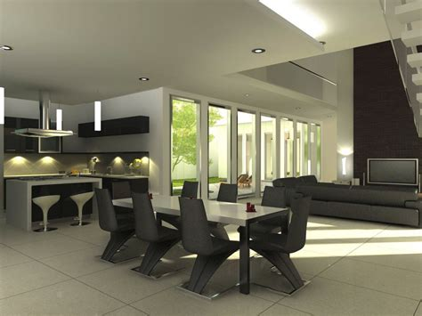 the modern dining room exellent home design modern dining room