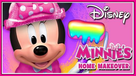 Design Your Home Online Game by Minnie Mouse Game Episodes Minnie S Home Makeover