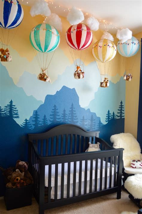 Wall Mural For Nursery 12 nursery trends for 2016 project nursery