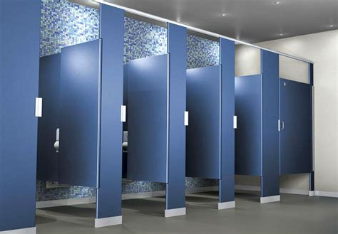 Bathroom Partitions Commercial Floor Mounted Overhead Braced Bathroom Partitions Restroom Partitions