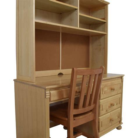 used study desk furniture for sale 88 off bellini bellini jessica student desk and hutch