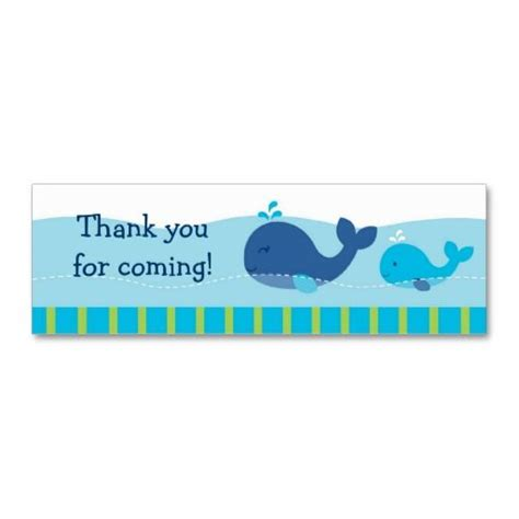 goodie bag tag template preppy whale goodie bag tags gift tags