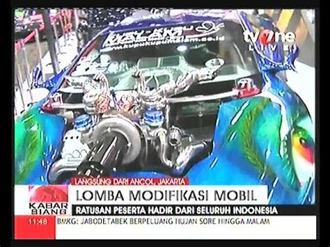 Lomba Modifikasi Mobil by Lomba Modifikasi Mobil Di Ancol Jakarta