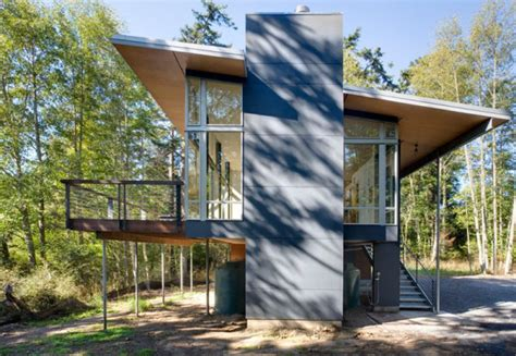 modern cabin 10 modern cabin vacation retreats design milk
