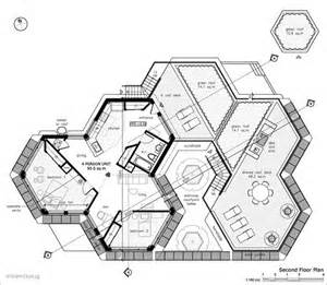 house floor plans hexagons and floor plans on pinterest polygonal hexagonal etc earthbag house plans