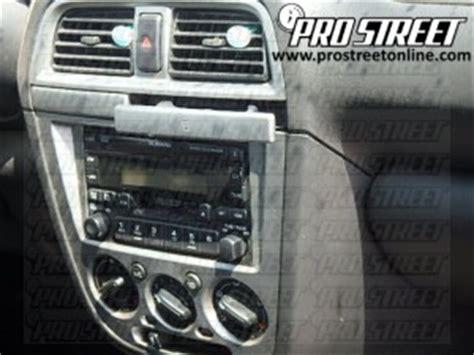 subaru wrx stereo wiring diagram  pro street