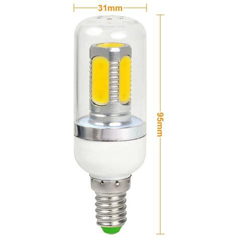 Mengsled Mengs 174 E14 7 5w Led Corn Light 5 Cob Leds Led Cob Led Light Bulbs