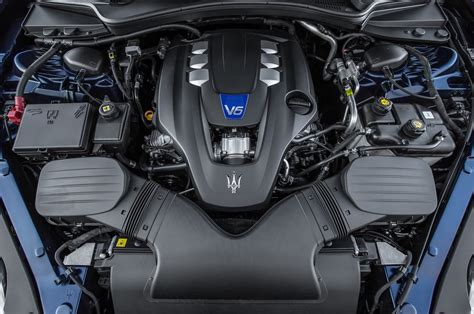 Maserati Engines by 2016 Maserati Quattroporte S Rwd Test Review Motor
