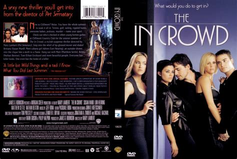 in the the in crowd dvd custom covers 211the in crowd