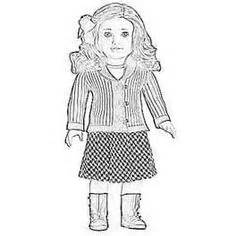 American Doll Isabelle Coloring Pages Printable American Girl Isabelle Doll Coloring Page 15382 by American Doll Isabelle Coloring Pages Printable