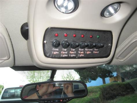switch panel  aux fuse box performancetrucksnet forums