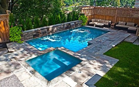pool ideas for small backyards 25 best ideas for backyard pools backyard backyard pool