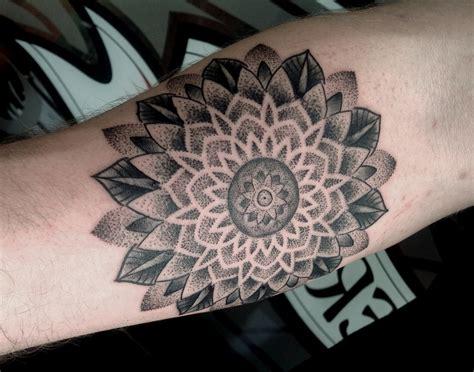tattoo mandala design mandala