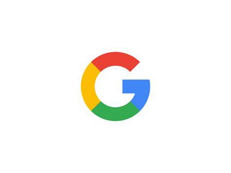 google images logo revised google logo by yury dribbble