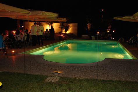 illuminazione piscine fari lioni e illuminazione per piscina patrizia