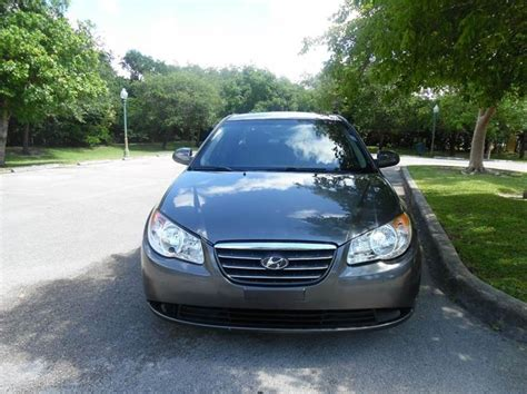 hyundai elantra cars for sale 2008 hyundai elantra 4dr car gls cars for sale