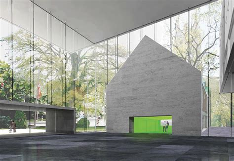 Pavillon Lassonde by Bold New Museum Addition Rs Up For Opening