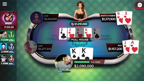 poker heat  texas holdem poker games android apps