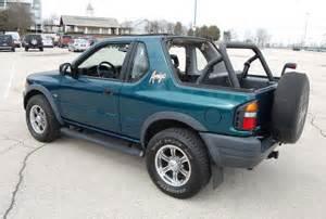 1998 Isuzu Amigo Parts 1998 Isuzu Amigo Partsopen