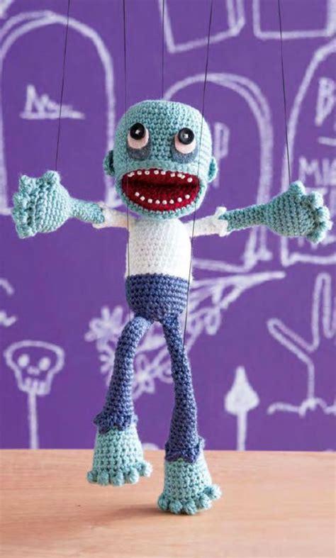 amigurumi zombie pattern zombie crochet pattern knitting bee