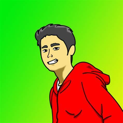 cara buat video animasi kartun tutorial membuat foto menjadi katun anime master wah