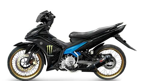 aksesoris modifikasi motor jupiter mx modifikasi cat untuk jupiter mx autos post