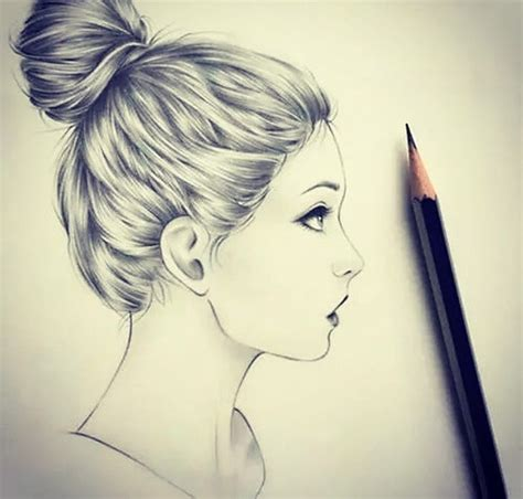 L Drawing Pictures by Draw Drawing Hair Pencil Image 2832362