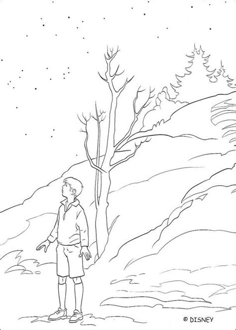 colors of fear the terebinth tree chronicles books in narnia coloring pages hellokids