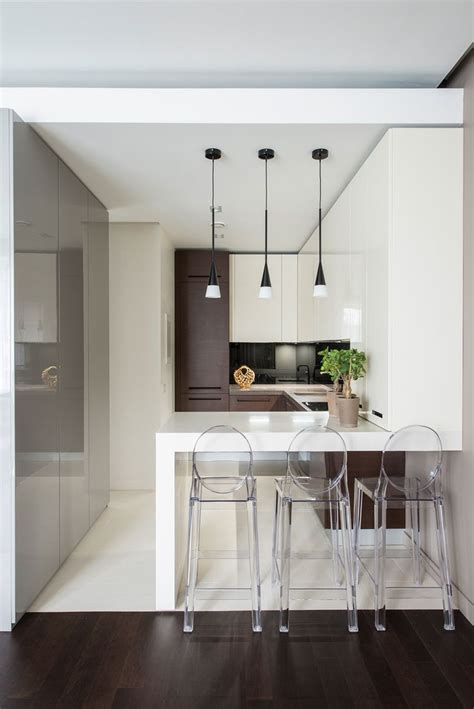 modern white apartment interior by alexandra fedorova 14 28 best images about breakfast nook redo on pinterest