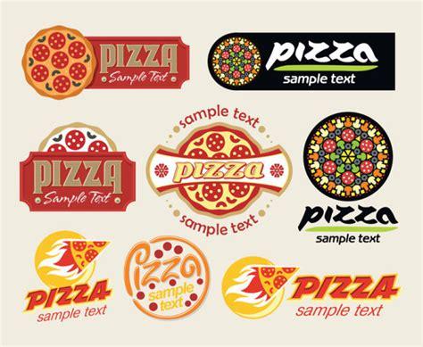 creative pizza names cartoon pizza design free vector 01 vector cartoon free