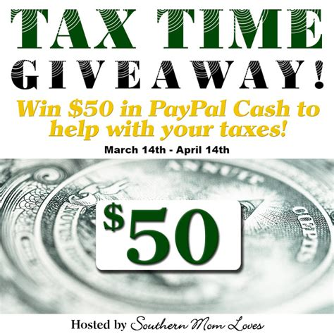 Enter To Win Money - enter to win 50 tax time cash giveaway ends 4 14 up run for life