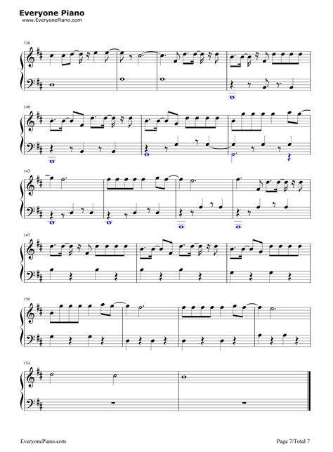 despacito on piano despacito luis fonsi stave preview 7 free piano sheet