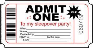 printable birthday invitations for girls bagvania free