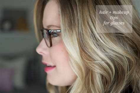 hair and makeup blogs hair and makeup tips for glasses the small things blog