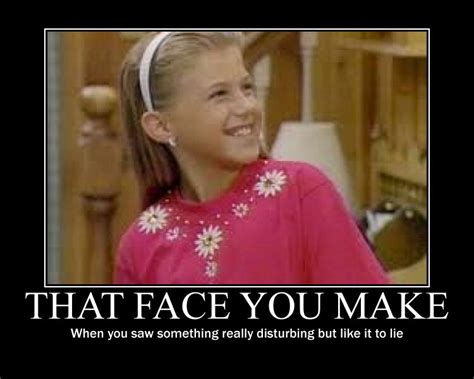 pics for gt michelle full house memes