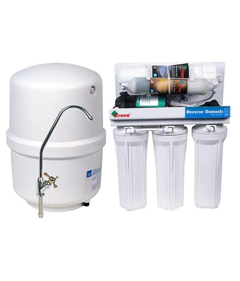 Undersink Ro krona undersink model ro water purifier buy best price snapdeal