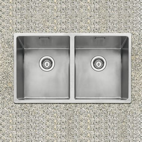 inset sinks kitchen caple mode 3434 2 0 bowl inset kitchen sink sinks taps com
