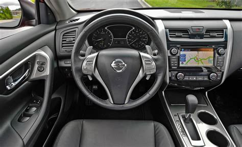 Nissan Altima 2013 Interior by Car And Driver