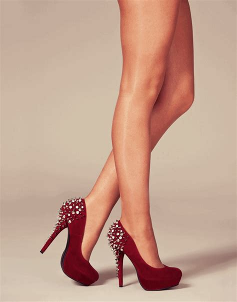 nelly shoes forget your boyfriend high heels fan